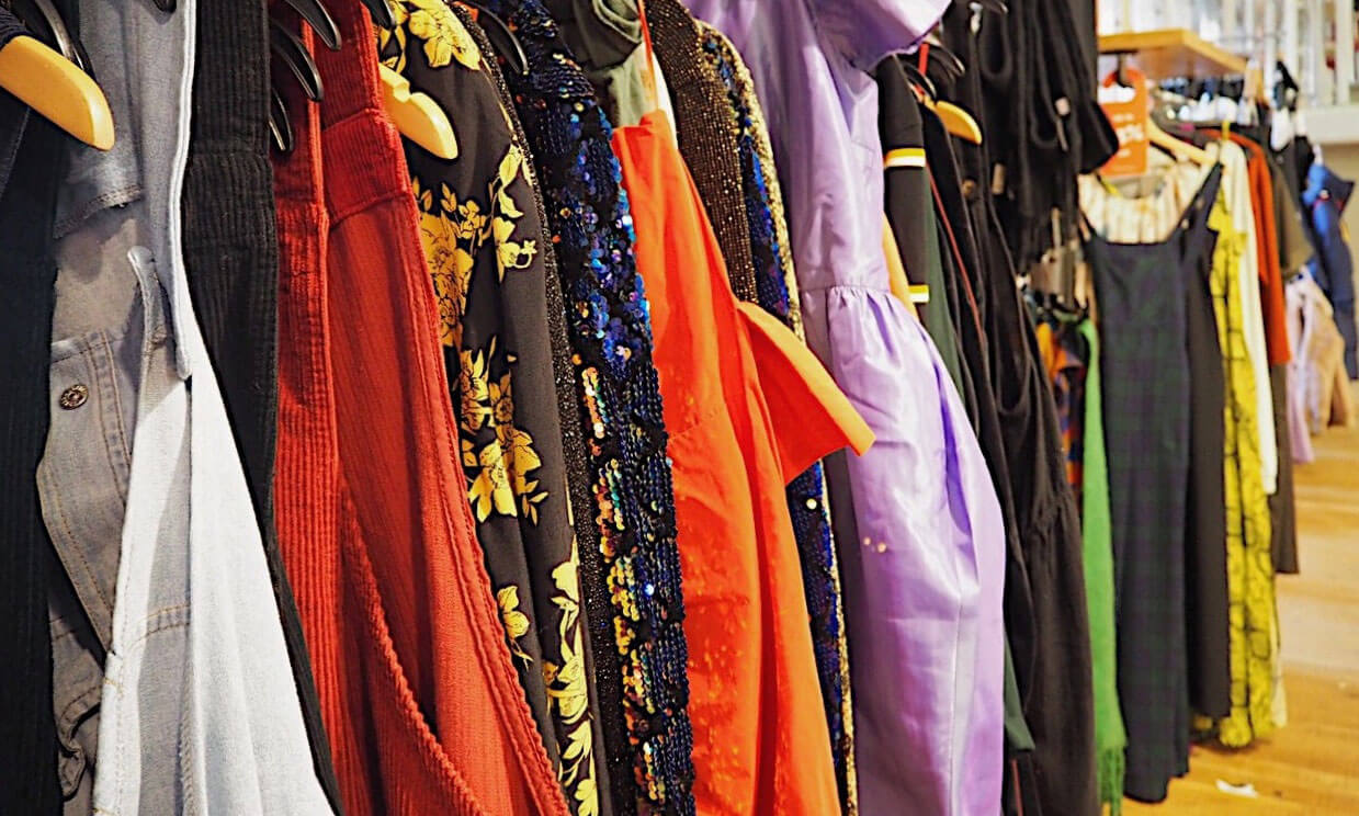 Second Hand Style The Many Joys Of Buying Vintage Clothes